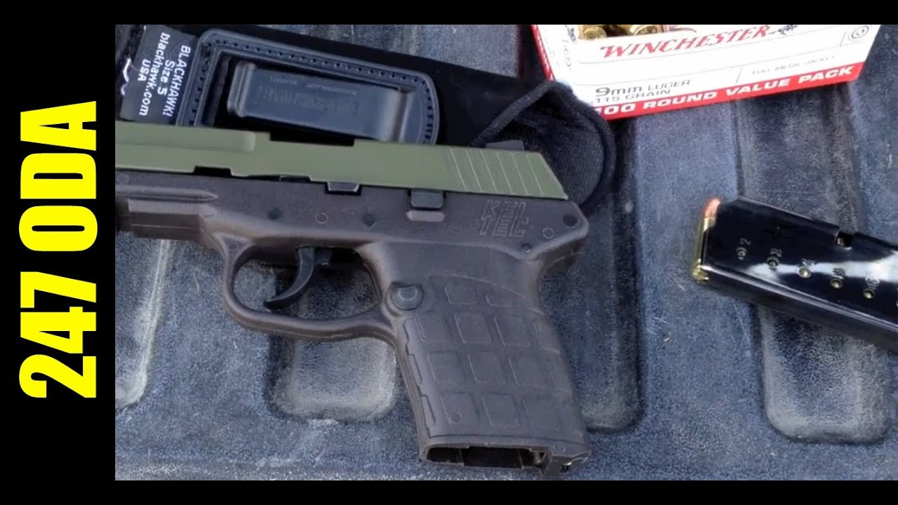 Concealed Carry Kel-Tec PF-9 problems - 247 Outdoor Addiction