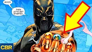 8 Comic Book Characters You Won\'t Believe Wore The Infinity Gauntlet