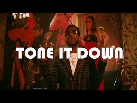Gucci Mane - Tone It Down ft. Chris Brown (Clean)