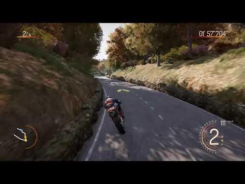 067 TT Isle Of Man - Old Blair Forest Race - Honda CBR600RR |