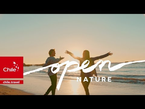 Chile Tourism Spot: Chile is...Open Nature