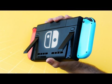 Download Youtube: new NEW Nintendo Switch Accessories