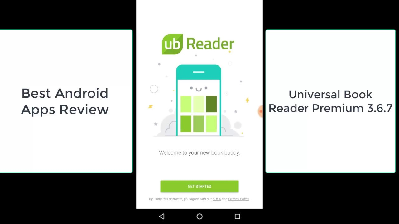 ub reader premium apk 2017