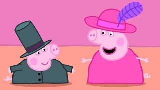 Peppa Pig Français | Les Déguisements | Compilation