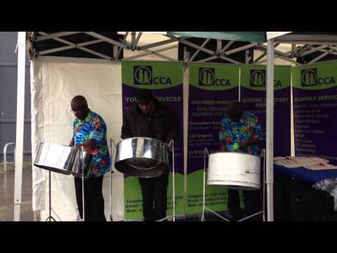 Jingle Bells by the Queens Crescent Market Steel Band
