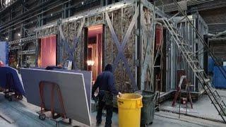 New York a caccia di spazio: i micro-appartamenti prefabbricati