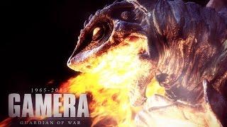 ガメラ Gamera: Guardian of War | 50 Years of Gamera