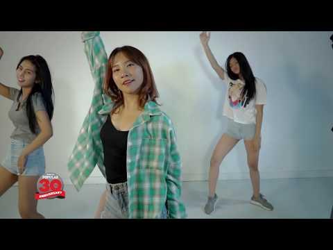 Latihan Koreo + Dance Blackpink Dududu | Finalis Grand Finale Miss Popular 2018 Ft Natya Shina