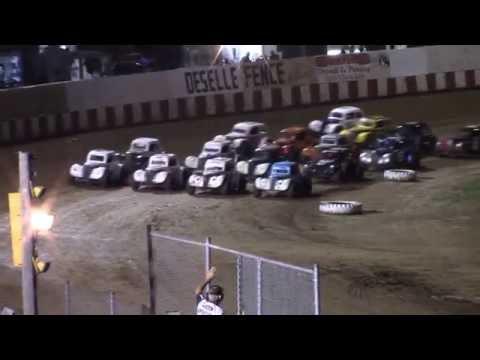 Angell Park Speedway Legends Feature 7/31/16
