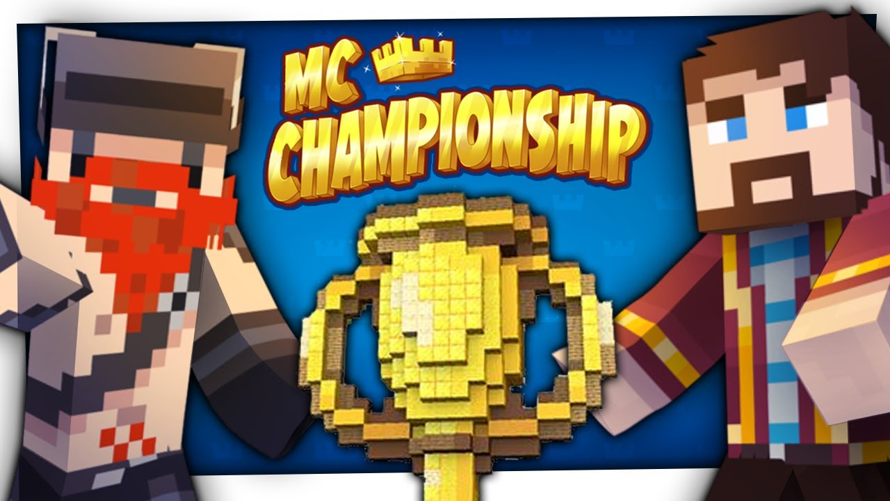 The Yogscast Minecraft Championship Massive 40 Player Event Youtube