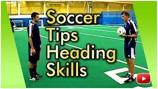 Winning Soccer Heading Skills Coach Joe Luxbacher