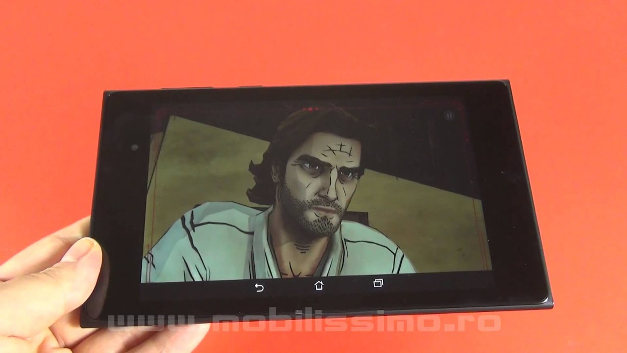 The Wolf Among Us prezentat pe ASUS MeMo Pad 7 ME572C [Android, iOS,  Windows Phone] - Mobilissimo ro