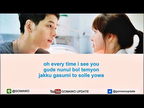 [Karaoke/Instrumental] CHEN 'EXO' feat. PUNCH - EVERYTIME (OST. Descendants of The Sun) by GOMAWO