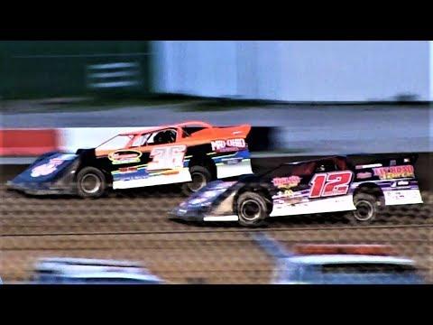 5-11-18 Late Model Heat 2 Attica Raceway Park