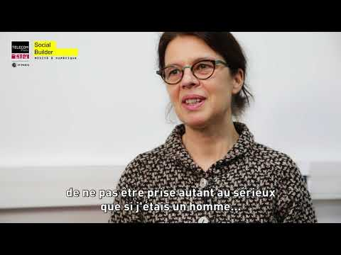 [#TélécomiennesInTech] Valérie Beaudouin, professeure à Télécom Paris