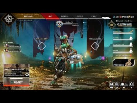 Apex Legends My Craziest game of Armed and Dangerous |