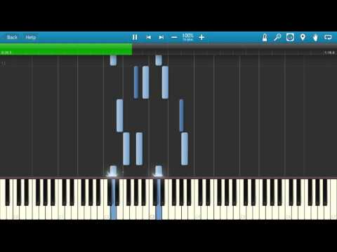 D. Gray-Man - Road Kamelot Song [Piano Tutorial]