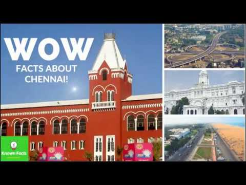 Wow Facts About Chennai!