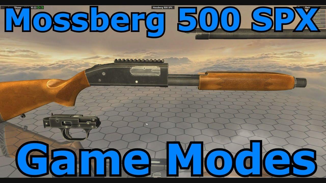 mossberg 500 series schematic guns lot wiring diagram data val lets play world of guns gun [ 1280 x 720 Pixel ]