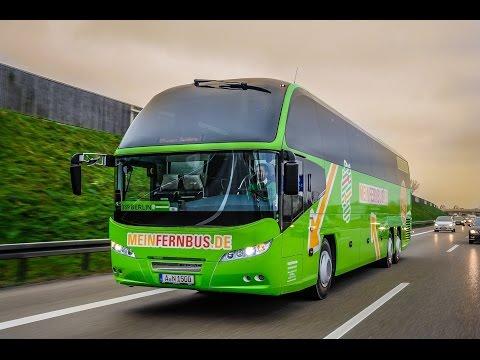 Alltag Autobahn - Der Fernbusfahrer