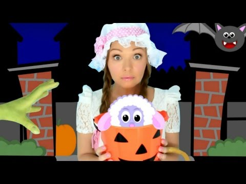 Halloween Songs for Children and Kids with Little Bo Peep