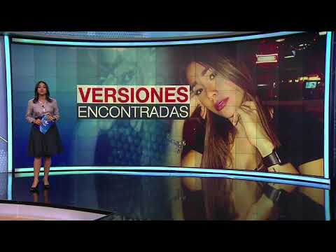 A María Andrea Cabrera le envenenaron el trago y la mataron, dice amiga en un audio