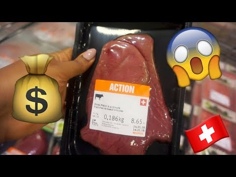 How Expensive is Switzerland?