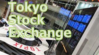 TOKYO STOCK EXCHANGE 東京証券取引所 2015/10