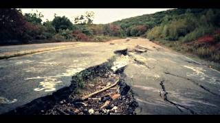 The Real Silent Hill: Centralia, PA - October 2009 (DVX100B)