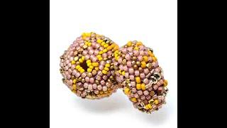 Free Tip Friday: Freeform Peyote Stitch Beads