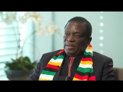 Zimbabwe President: We can learn from past mistakes