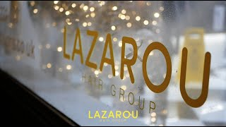 Seasons Greetings from our Lazarou family to yours | Lazarou Duke Street Hair Salon & Barber Shop