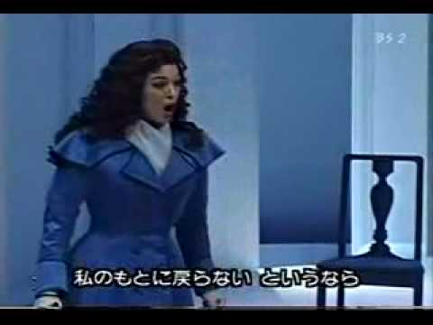 Anna Caterina Antonacci sings