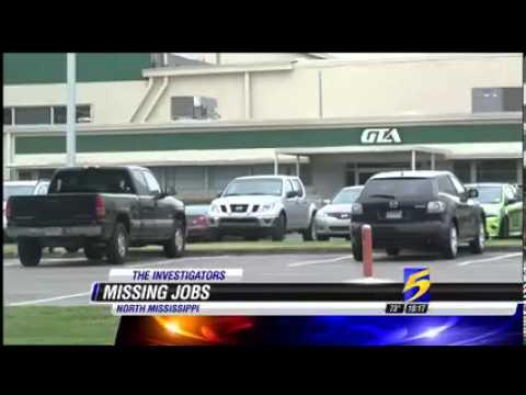 Local NBC Memphis News Reports on Terry McAuliffe's GreenTech