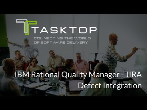 IBM Rational Quality Manager (RQM) to JIRA Defect Integration