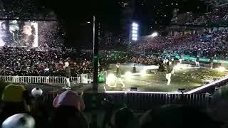 181209 卡特 x BTS 台灣演唱會 | 史上 CP 值最高的800神席