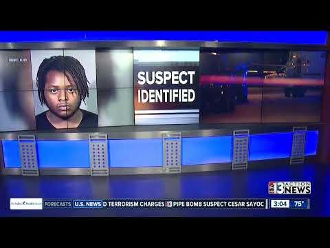 Mug Shot Released In North Las Vegas Shooting Of 11-year-old