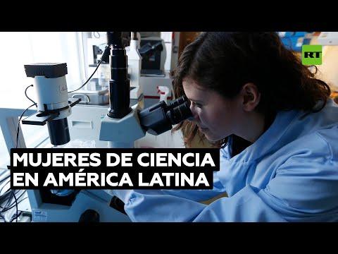 Mujeres de ciencia en América Latina