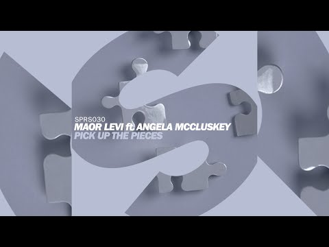 Maor Levi Feat. Angela McCluskey - Pick Up The Pieces (Radio Edit) [Official]