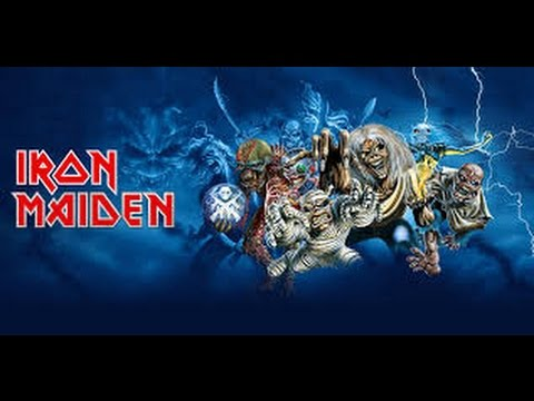 The Best of Iron Maiden 2017, All Albums + Bonus Tracks