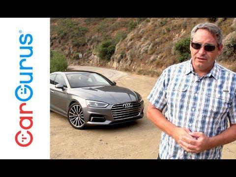 2018 Audi A5 Sportback | CarGurus Test Drive Review