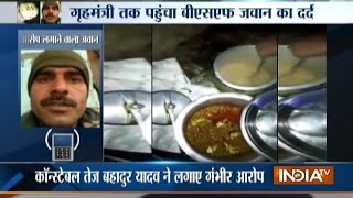 Rajnath Singh Orders Inquiry after BSF Jawan Alleges Poor Food Quality in Viral Video