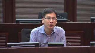 葉建源 : 支持重置東灣莫羅瑞華學校