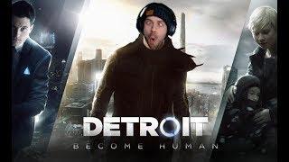Cai plays Detroit: Become Human - PART 2!