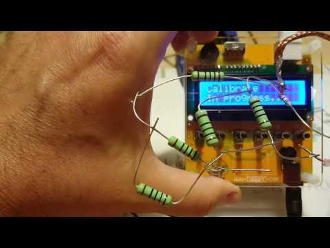 MR100 Antenna Analyzer Calibration