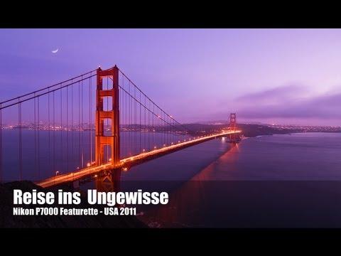 Reise ins Ungewisse - USA South West - Nikon P7000 Featurette - HD 720p
