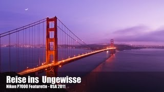 Reise ins Ungewisse - USA South West - Nikon P7000 Featurette - HD 720p