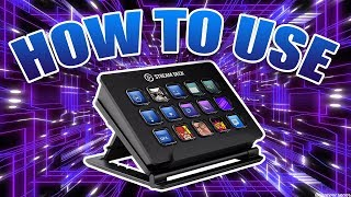 How to Use The ELGATO STREAM DECK Like a PRO! - [How To's w/runJDrun - Gaming Videos]