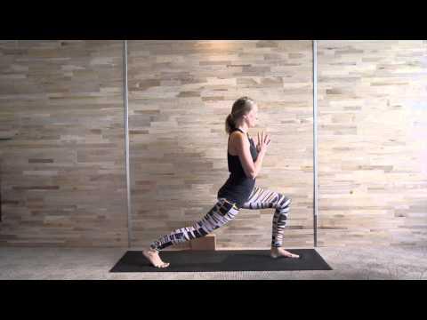 Yoga pour récupérer après la course