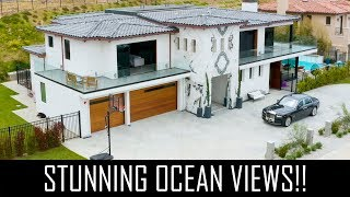 $5MILLION LUXURY MANSION WITH OCEAN VIEWS!!!
